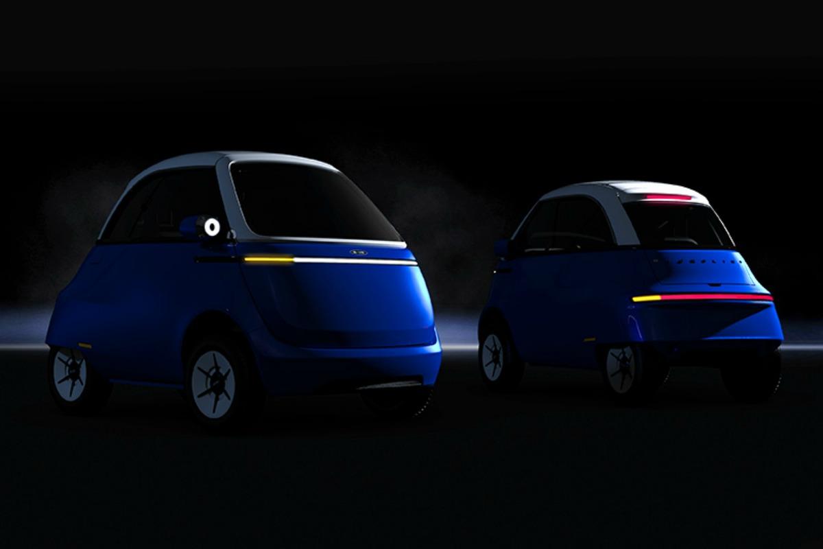 Microlino: la descendante électrique de la BMW Isetta devrait rouler fin2021