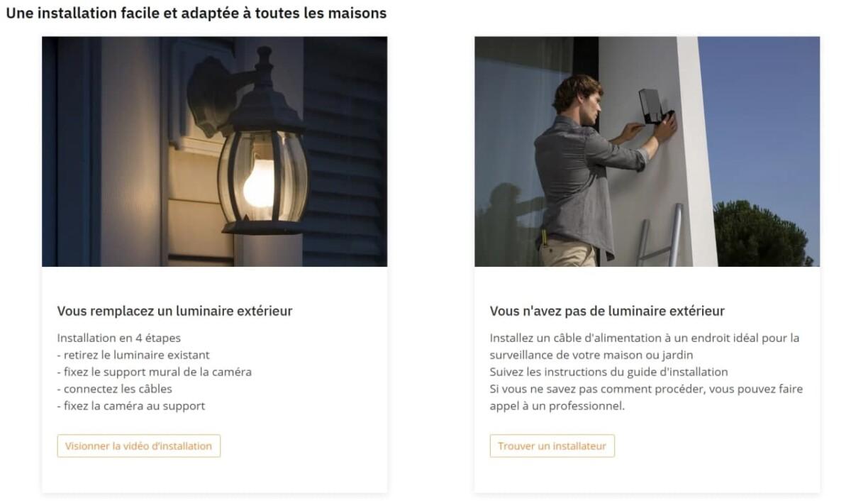 Netatmo propose un tutoriel vidéo pour l'installation