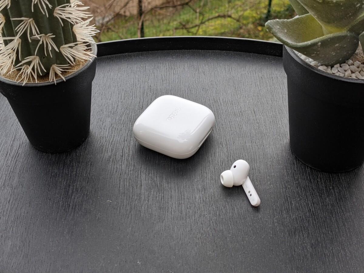 La réduction de bruit proposée est assez remarquable pour des écouteurs à moins de 100euros