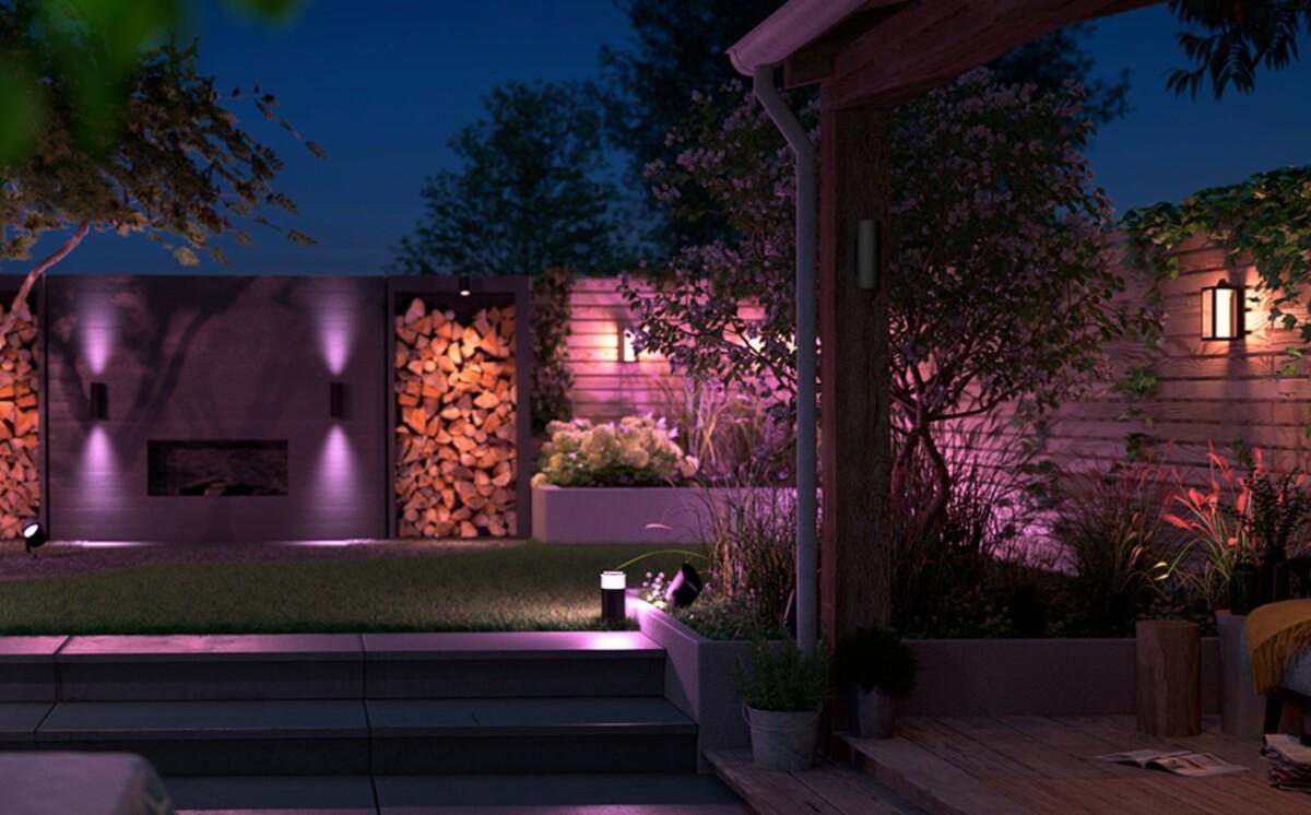 Philips Hue voudrait encore mieux éclairer votre jardin avec son Wave Linear