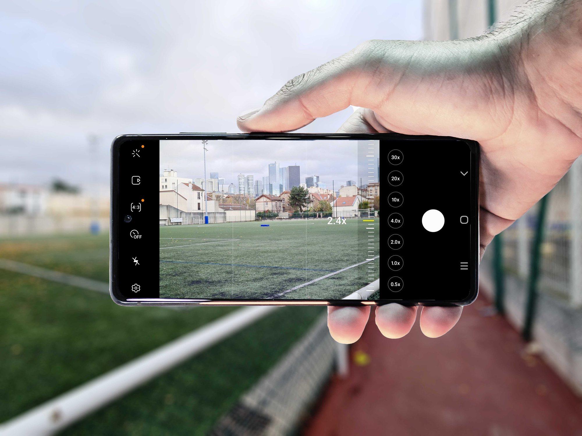 Quand faut-il utiliser le zoom dans ses photos sur smartphone ?