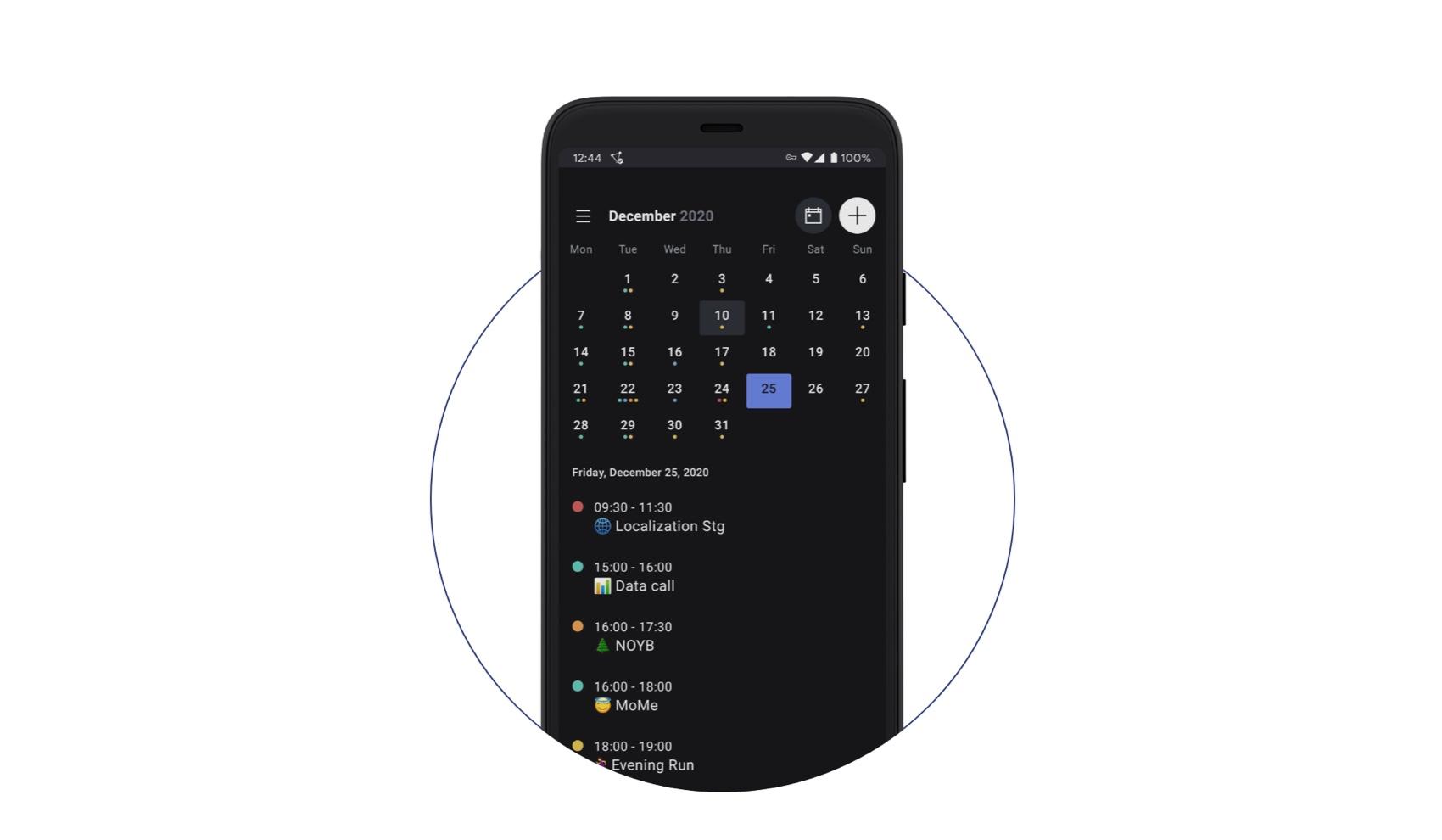 ProtonCalendar débarque enfin sur le Play Store, et c'est une très bonne alternative à Google Calendar