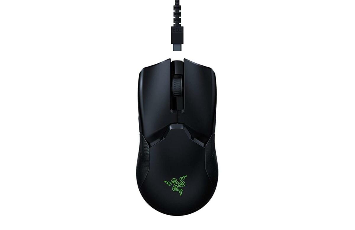 La souris ambidextre Razer Viper Ultimate est à moitié prix
