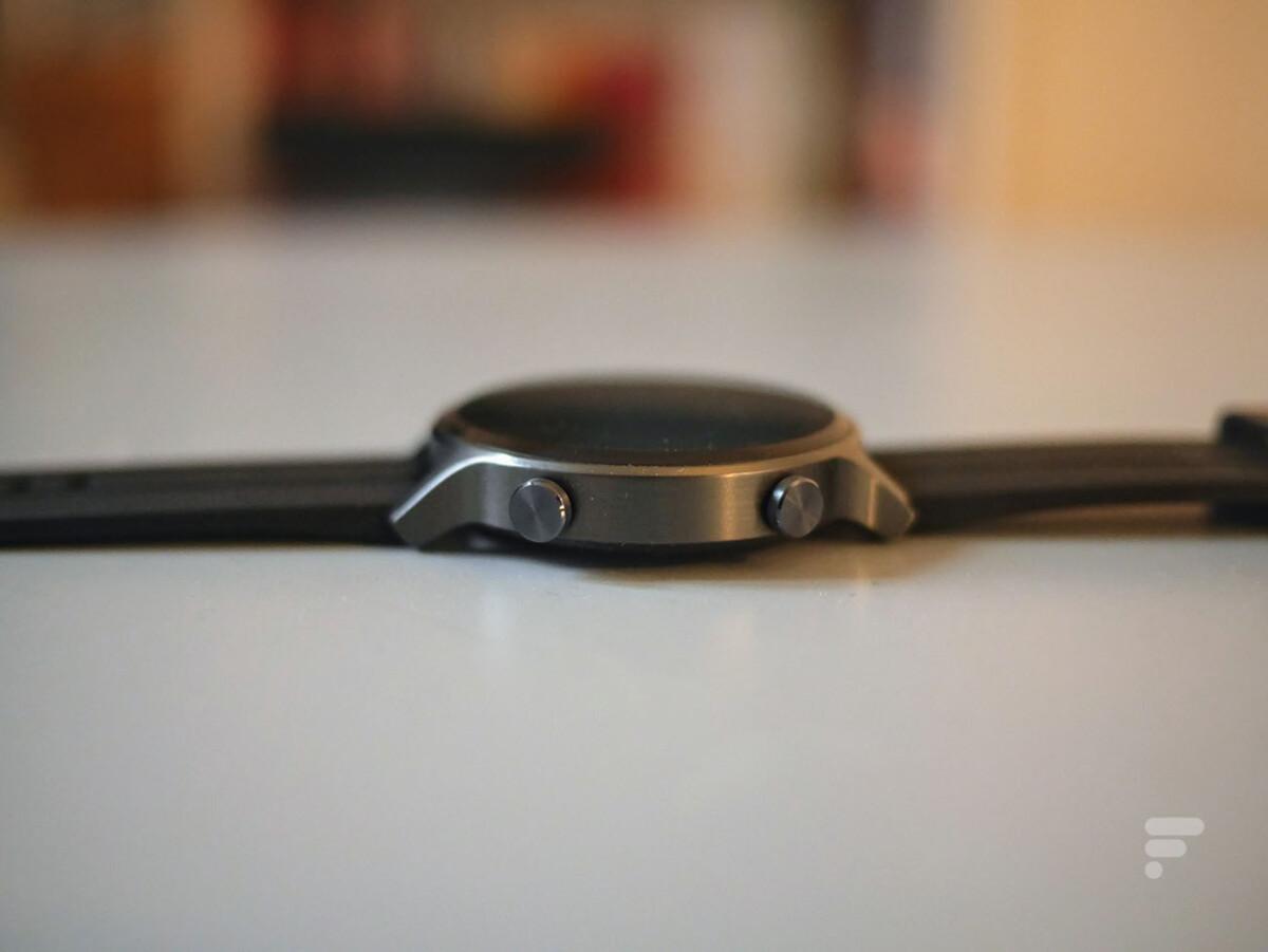 La Realme Watch S ne propose pas de mode always-on