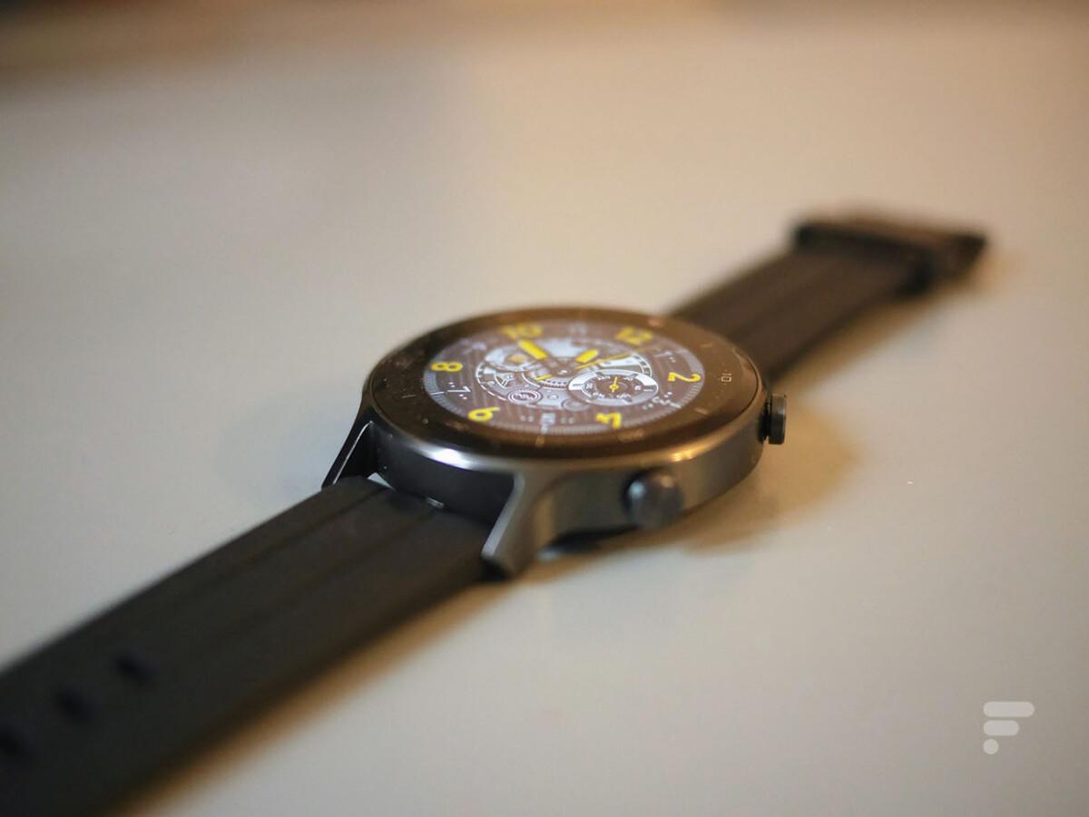 Le bracelet de la Realme Watch S