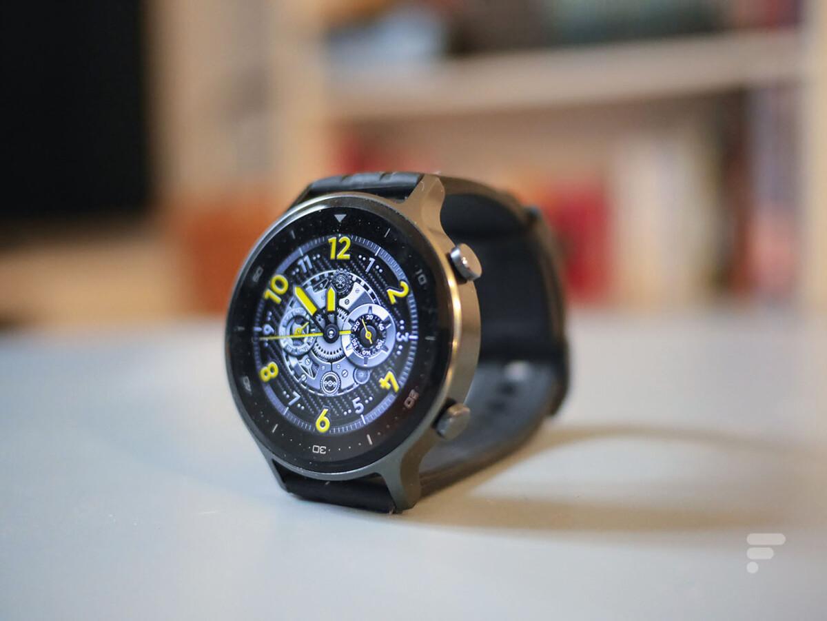 La Realme Watch S