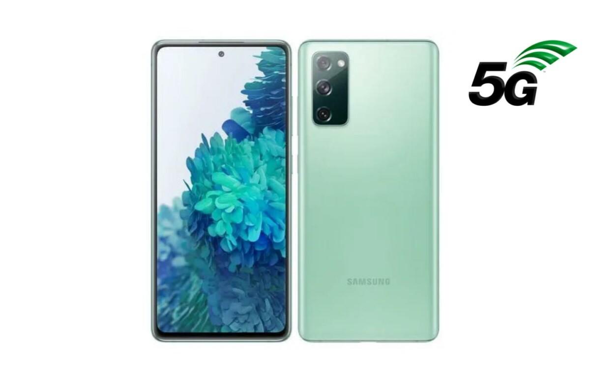 Dernière chance : le très bon Samsung Galaxy S20 FE 5G voit son prix dégringoler à 1€ (+7€/ mois pendant deux ans)