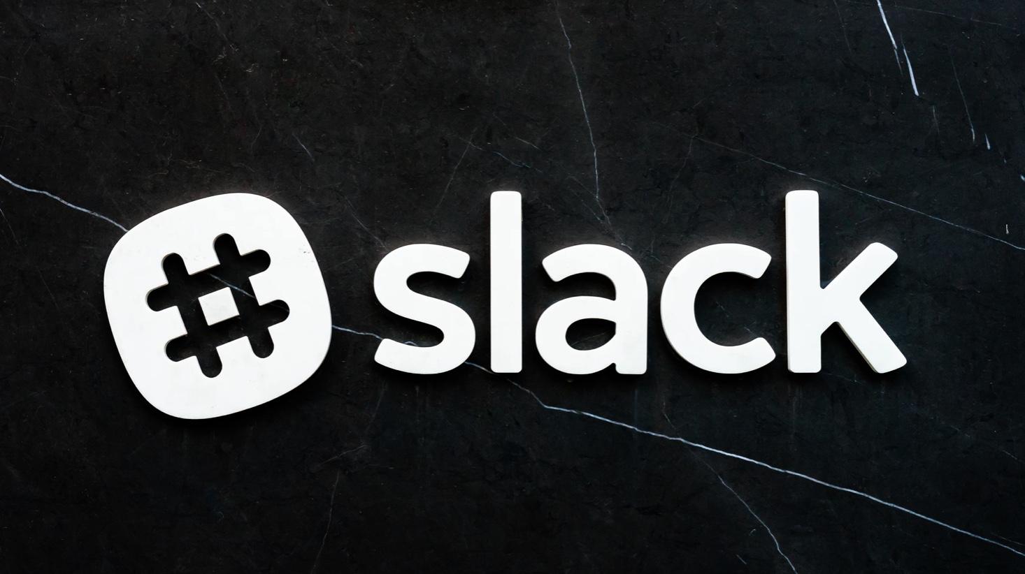 Le géant informatique Salesforce achète Slack pour 27,7 milliards de dollars