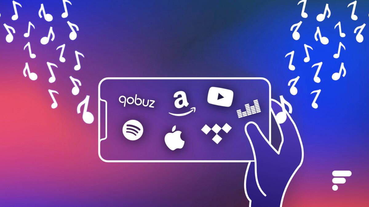 Les meilleures applications de streaming musical