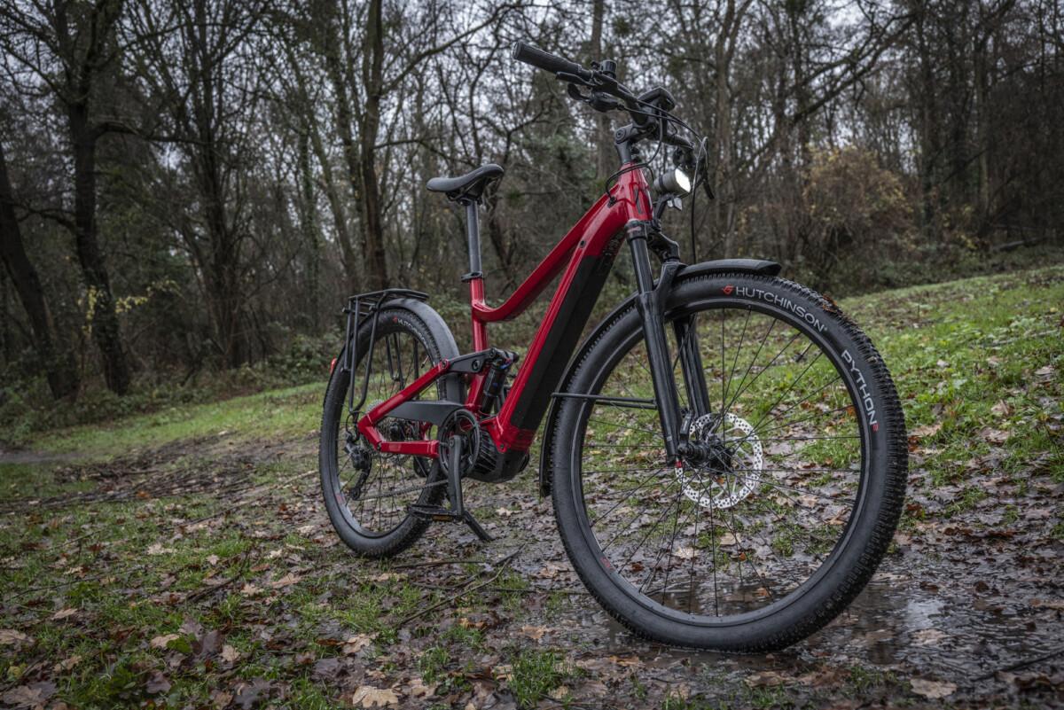 Le vélo n'est pas simplement joli, il est aussi très bien conçu et tient parfaitement sa promesse de polyvalence.