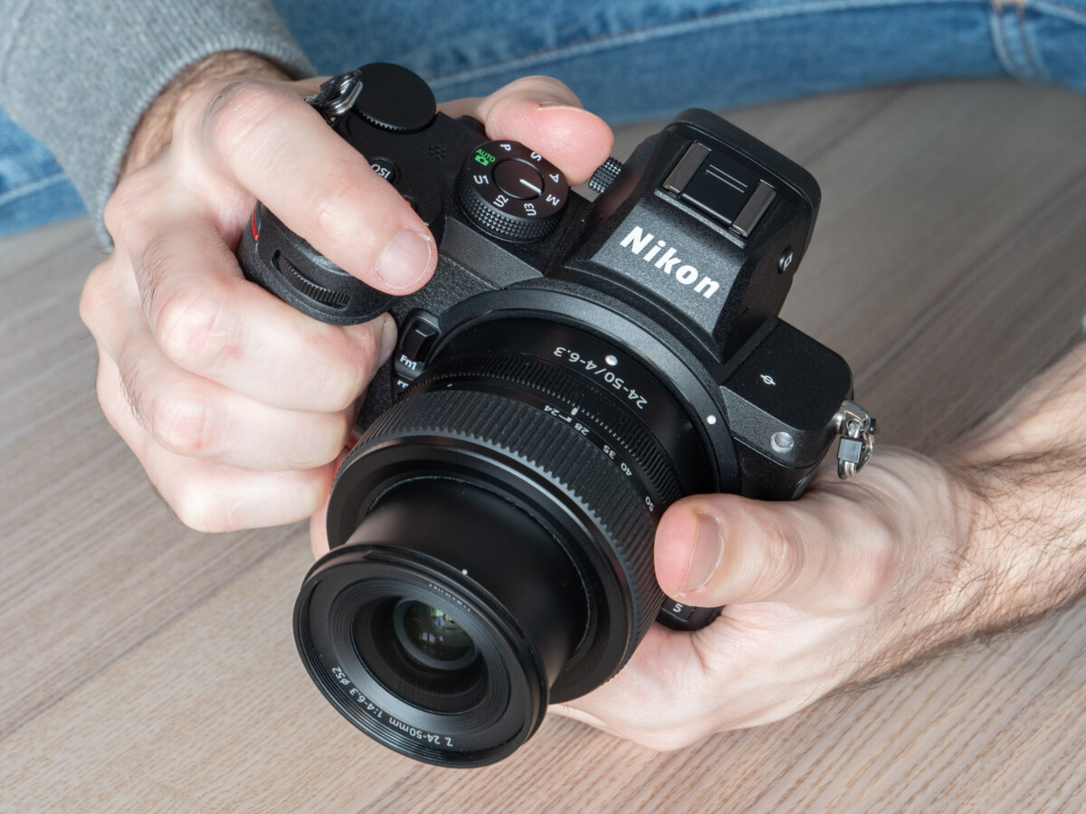 Le Nikon Z5