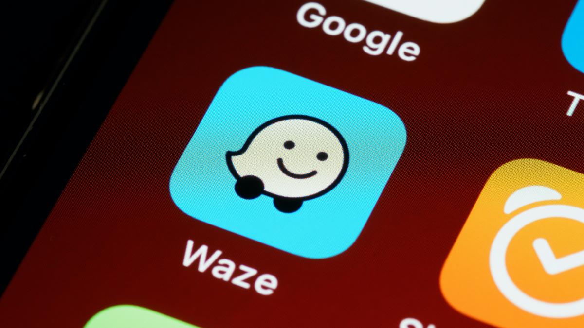 L'application Waze