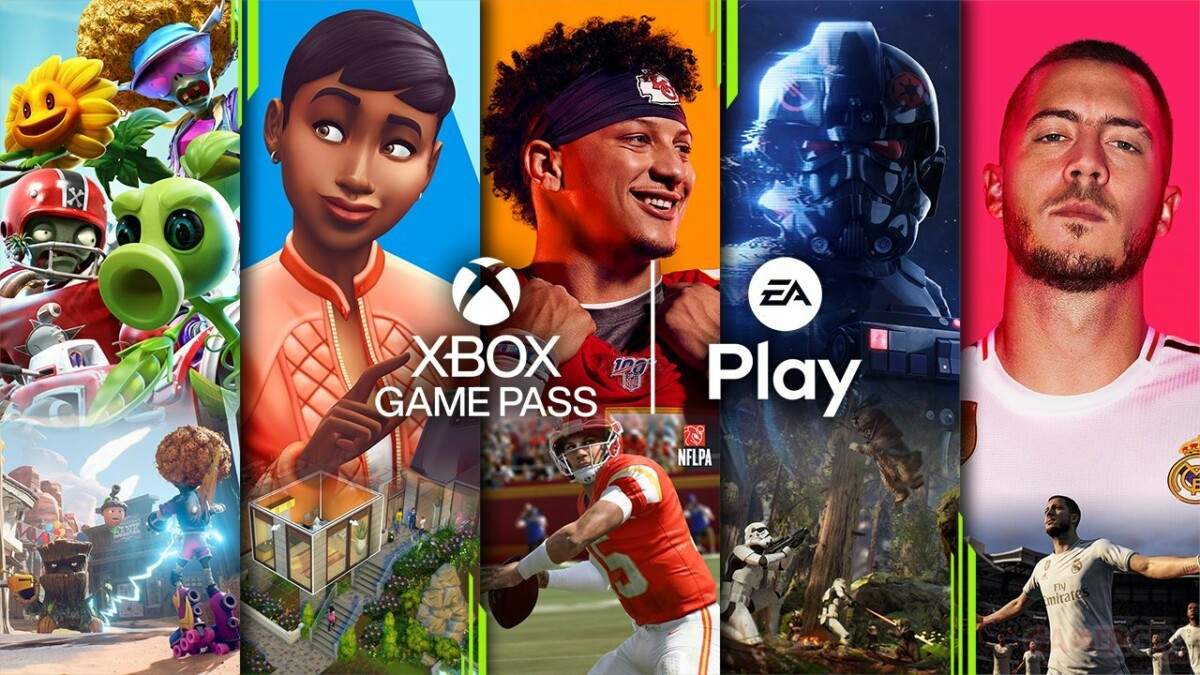EA Play service coming to Xbox Game Pass