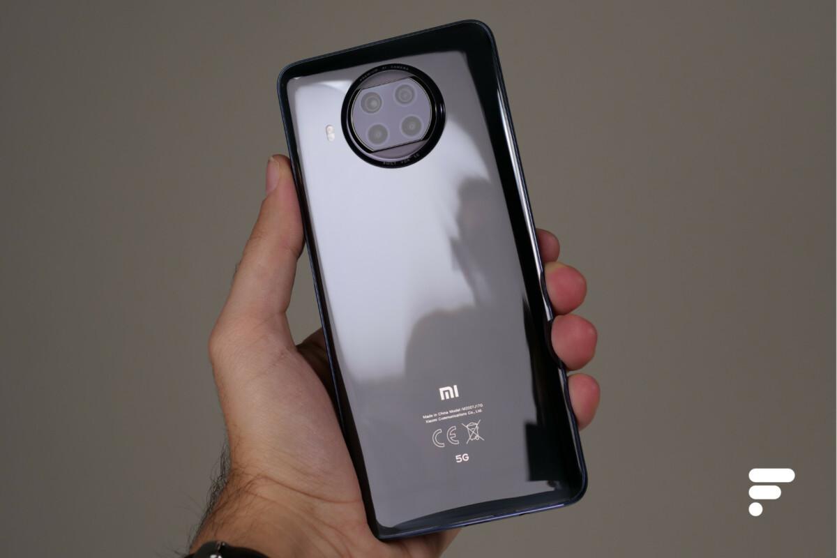 Xiaomi Mi 10T Lite dos