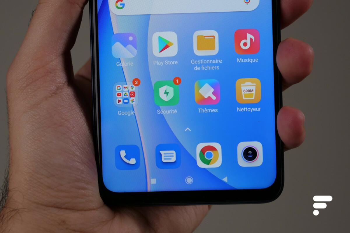 Xiaomi Mi 10T Lite menton