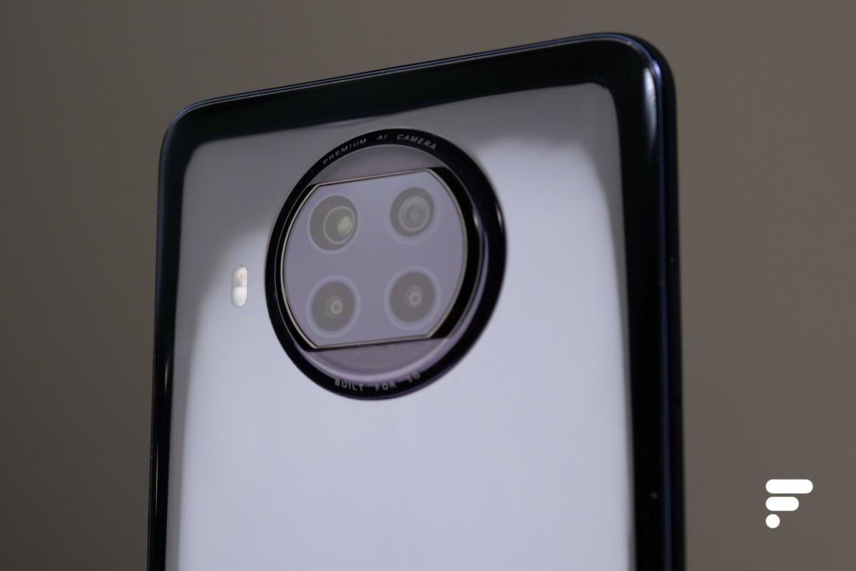 Xiaomi Mi 10T Lite module photo