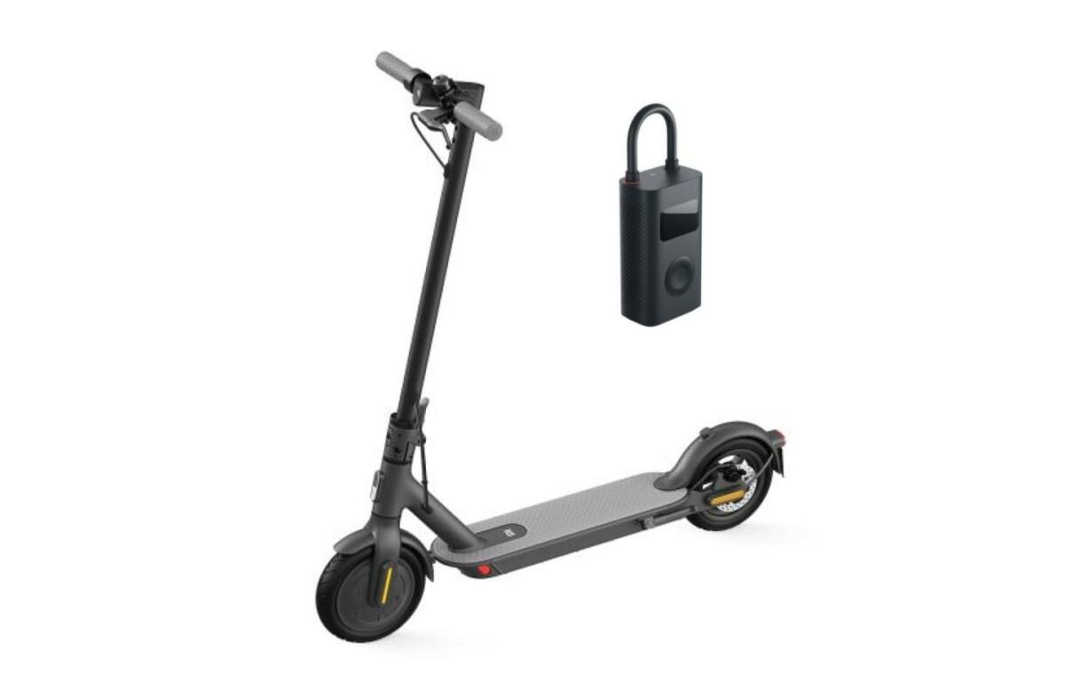Dernier jour pour l'offre Fnac sur la trottinette électrique Xiaomi Mi Scooter 1S