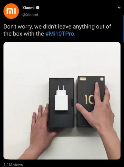 One of Xiaomi's mockery