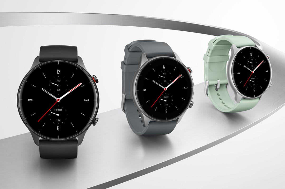 La montre Amazfit GTR 2e