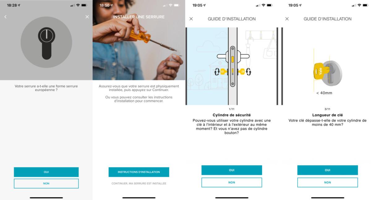 Test de la Linus Smart Lock : une serrure connectée ultra-simple, mais efficace