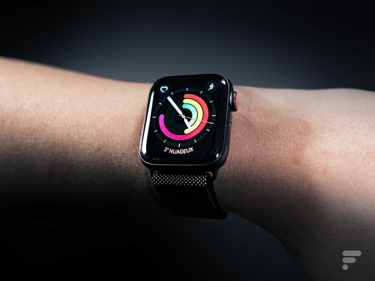 L'Apple Watch SE