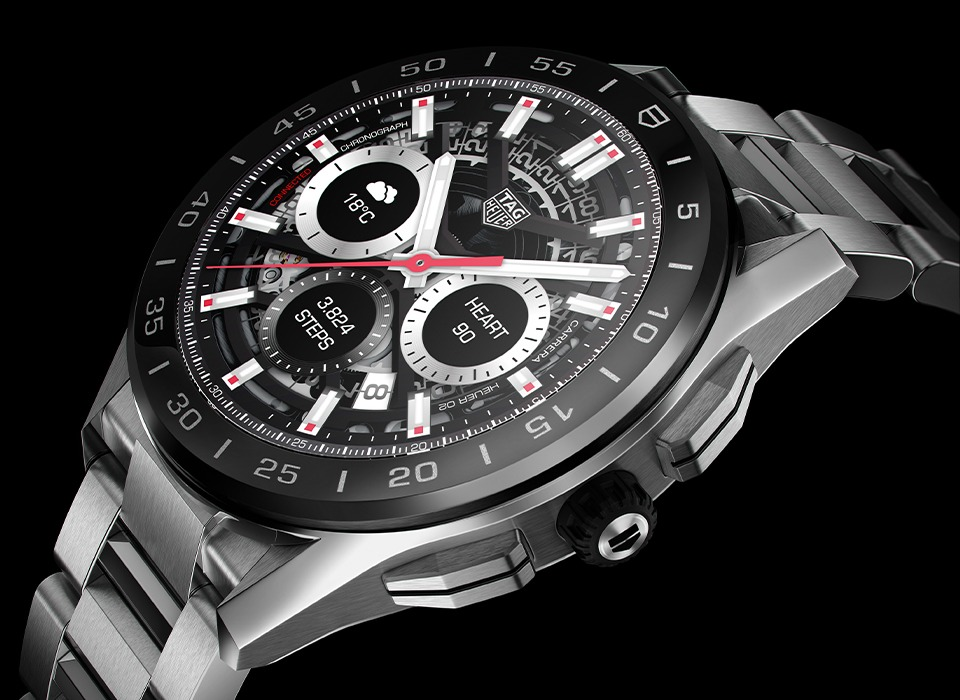 Tag Heuer Connected2020