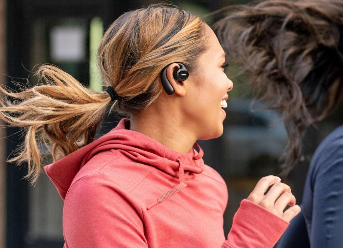 Les écouteurs Bose Sport Open Earbuds