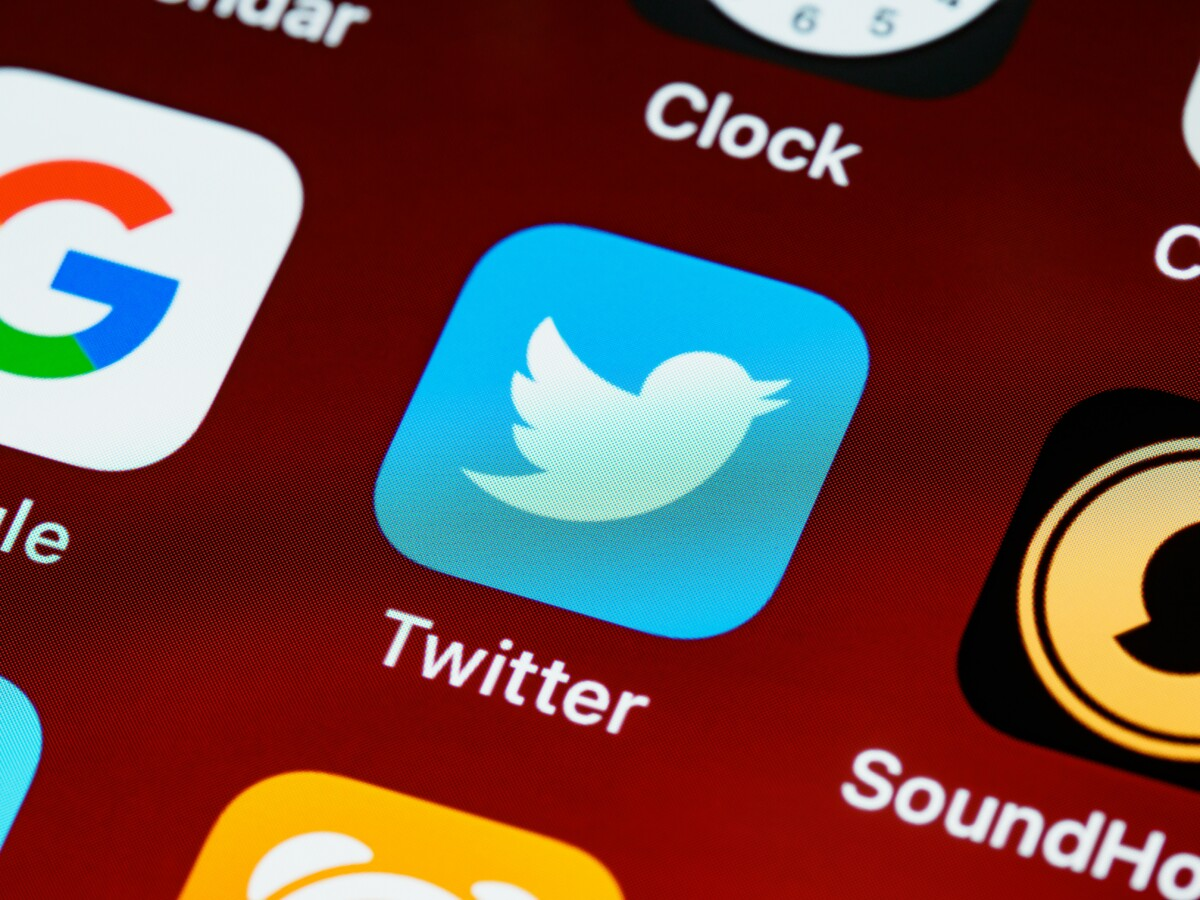 L'app Twitter