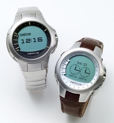 La Citizen Abacus, une des montres SPOT