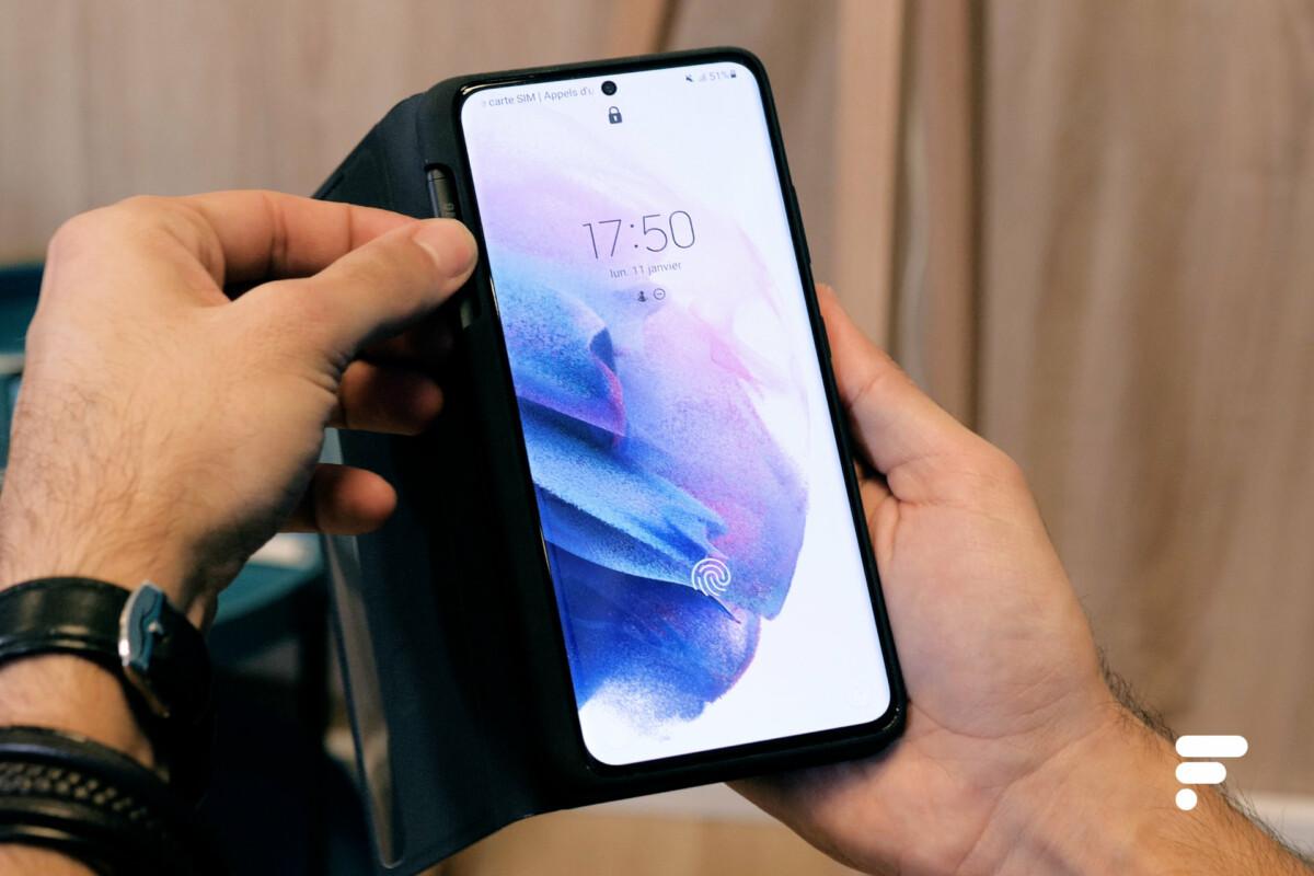 Coque pour Samsung Galaxy S21 Ultra