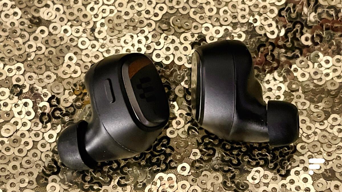 Les écouteurs GTW 270 Hybrid d'EPOS sont discrets