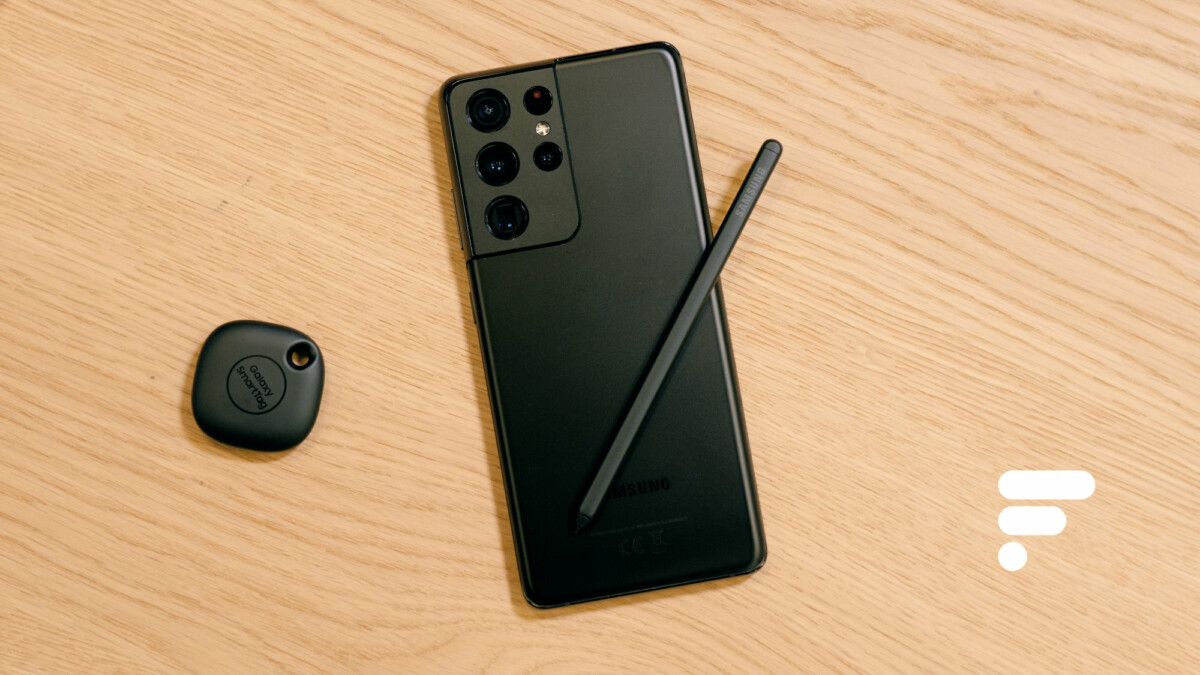 Le tracker connecté Samsung Galaxy SmartTag fonctionne avec n'importe quel smartphone Android