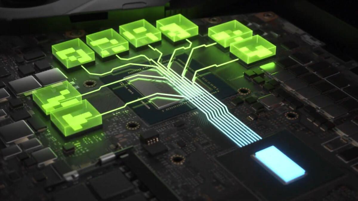 L'équivalent de Smart Access Memory (SAM) chez AMD