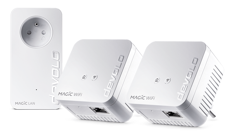 Devolo Magic 1 Wifi Mini - Guide d'achat meilleurs kits CPL 2021
