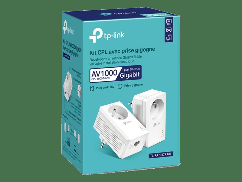 TP-Link TL-PA7017P - Guide d'achat meilleurs kits CPL 2021