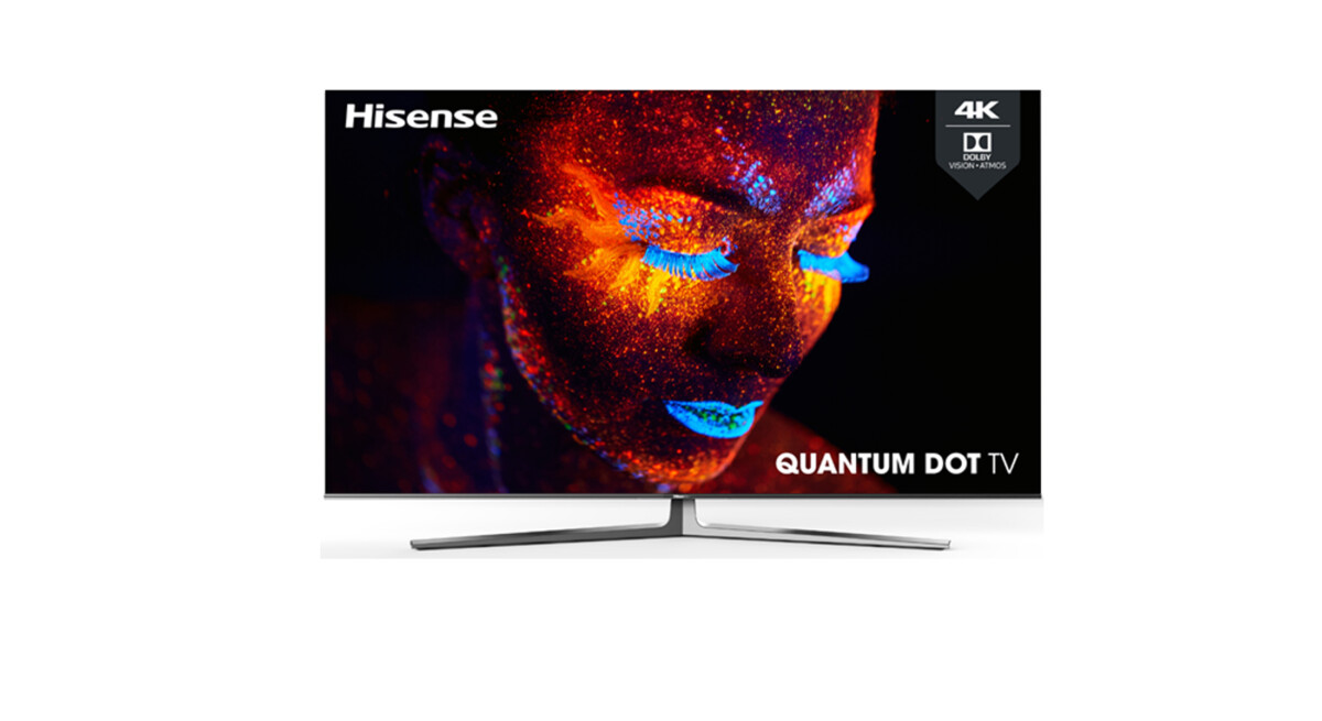 The U8GQ series is composed of a 55 and a 65 inch which are more accessible on the QLED market.