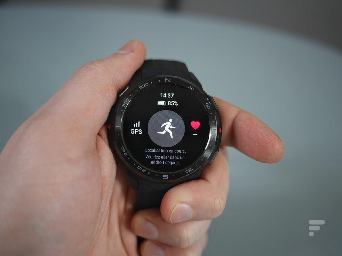 La montre Honor Watch GS Pro peut suivre vos entraînements