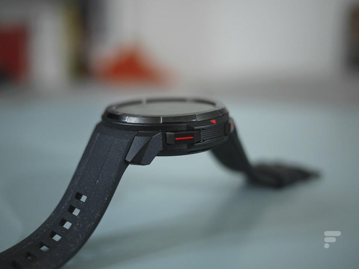 La montre Honor Watch GS Pro