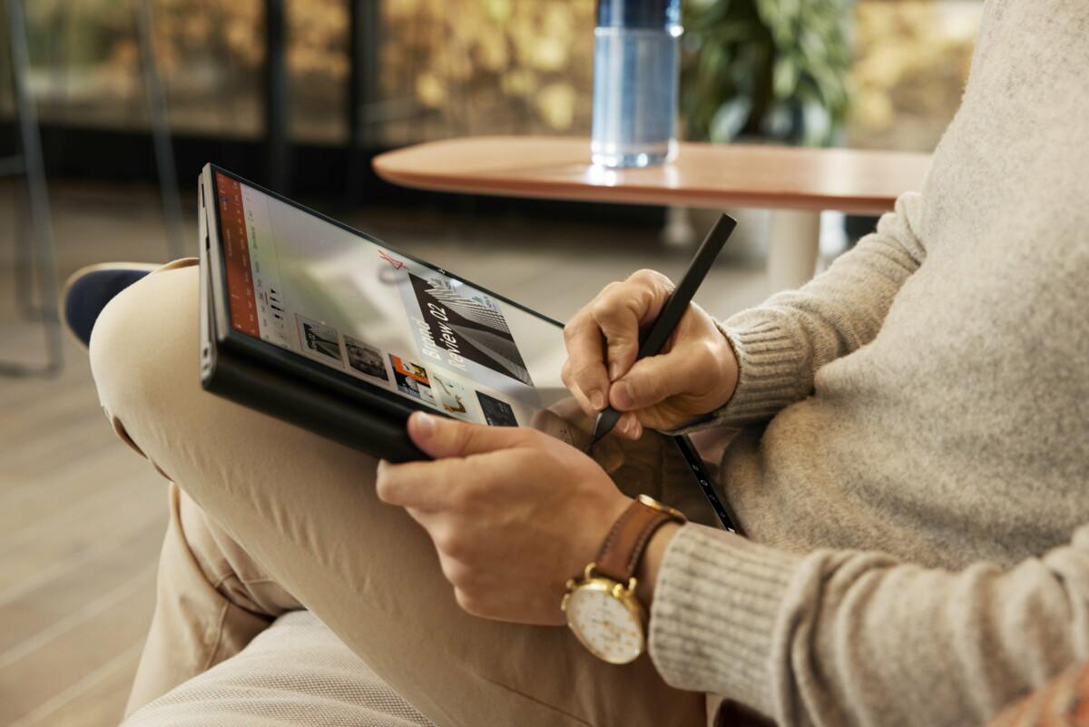 HP croit toujours dans Windows ARM avec l'ultraportable HP Elite Folio