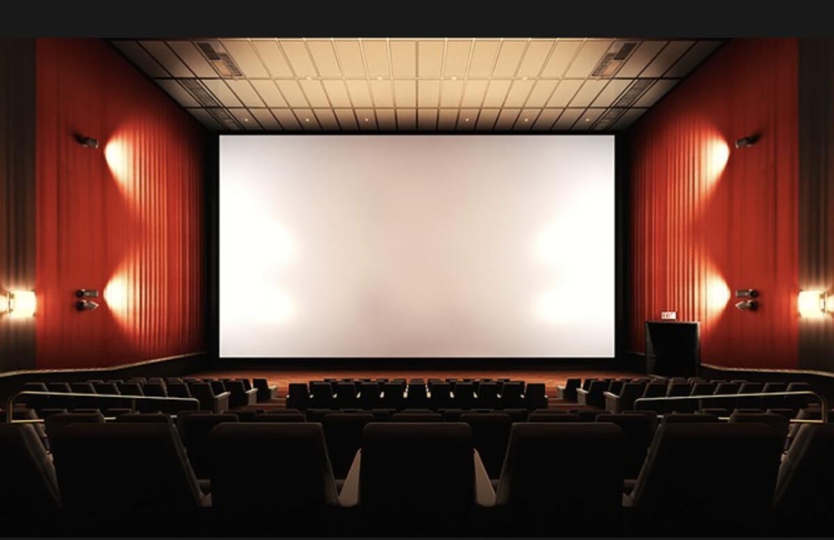 La salle de cinéma de l'app Oculus Video sur le Quest2