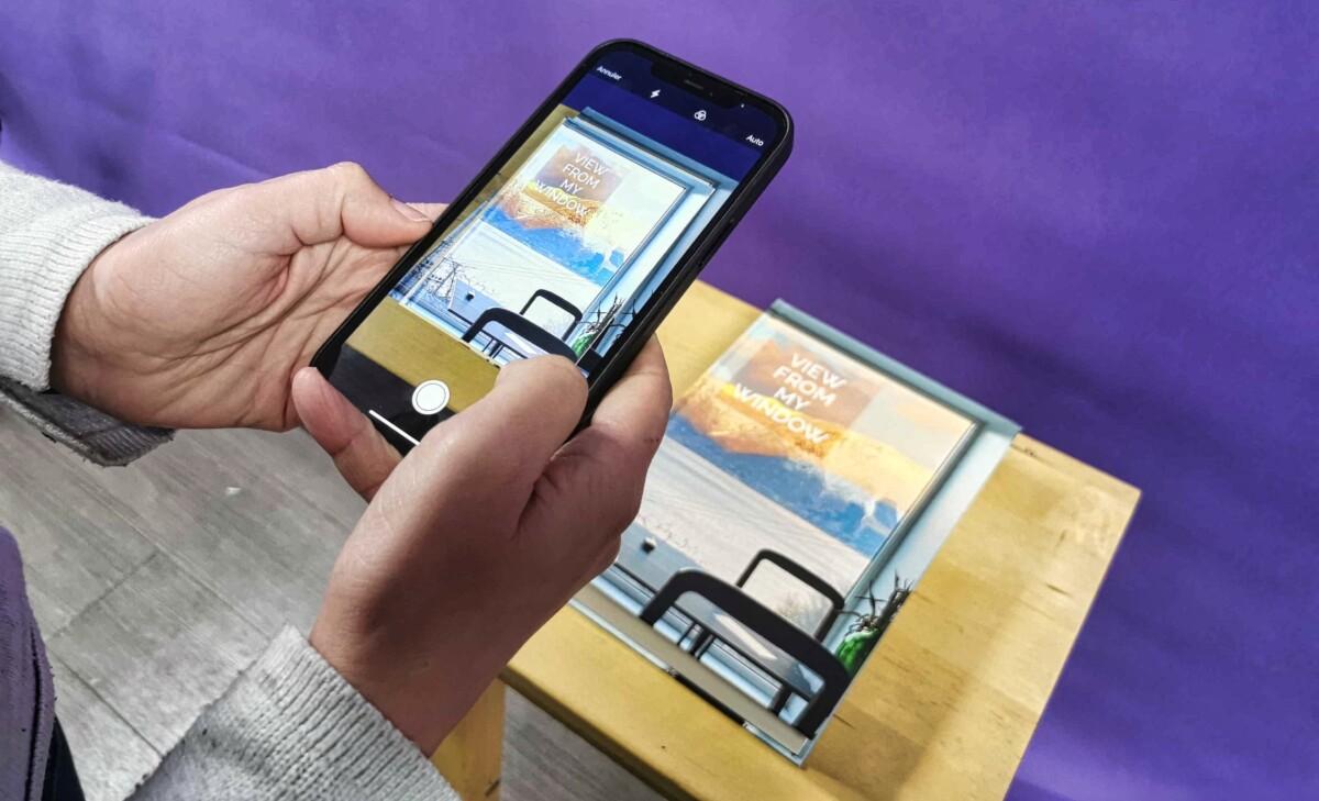 Scanner un document avec l'iPhone