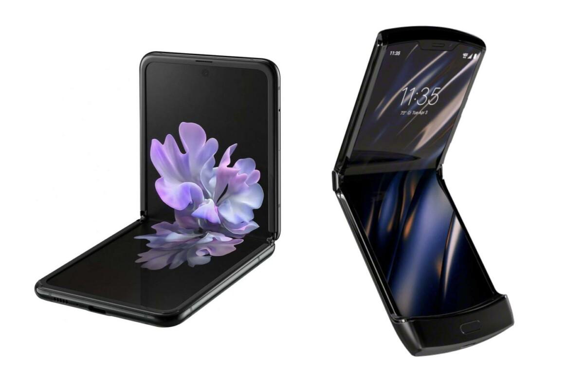 Galaxy Z Flip et Motorola Razr : jusqu'à -47 % pour ces smartphones pliants