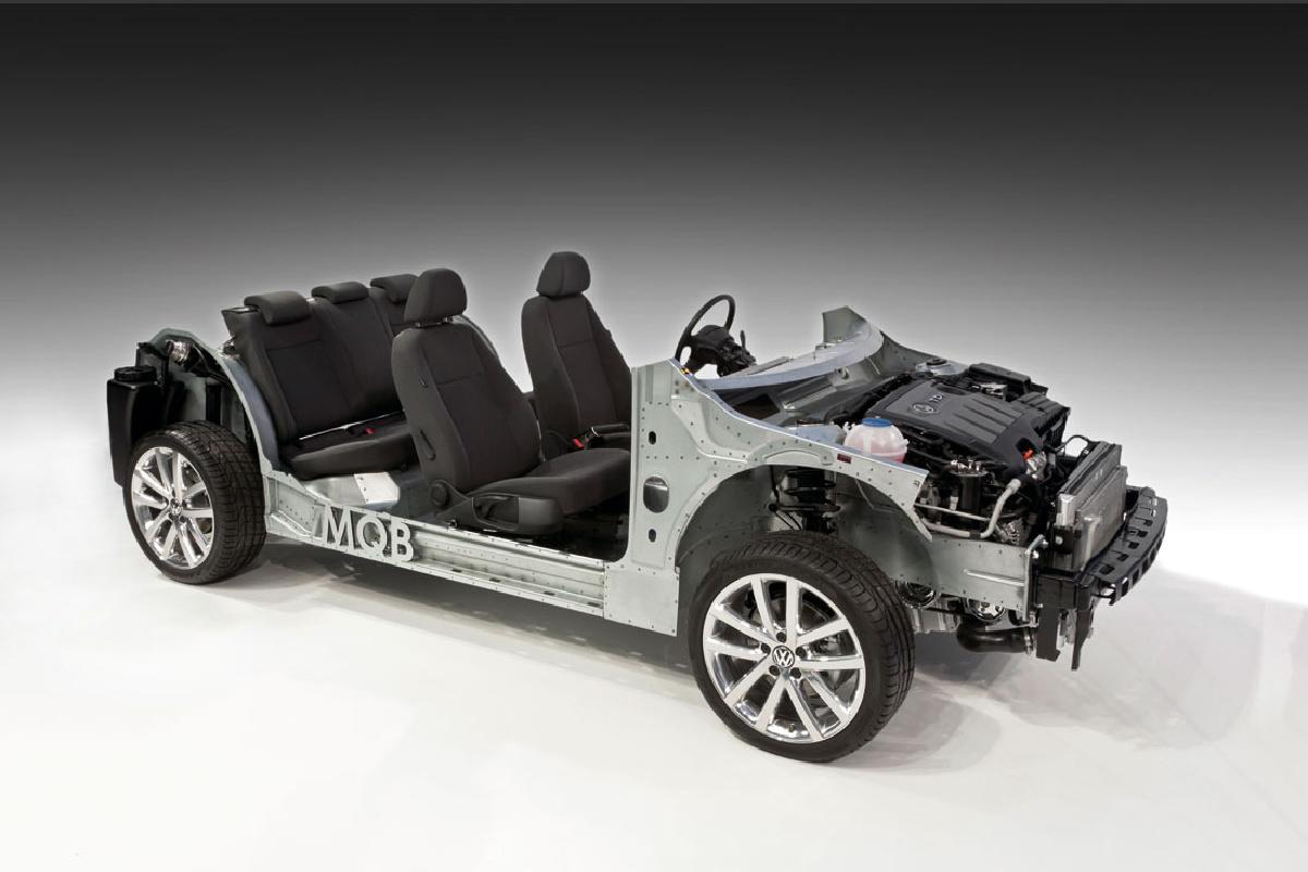 La plateforme MQB du groupe Volkswagen