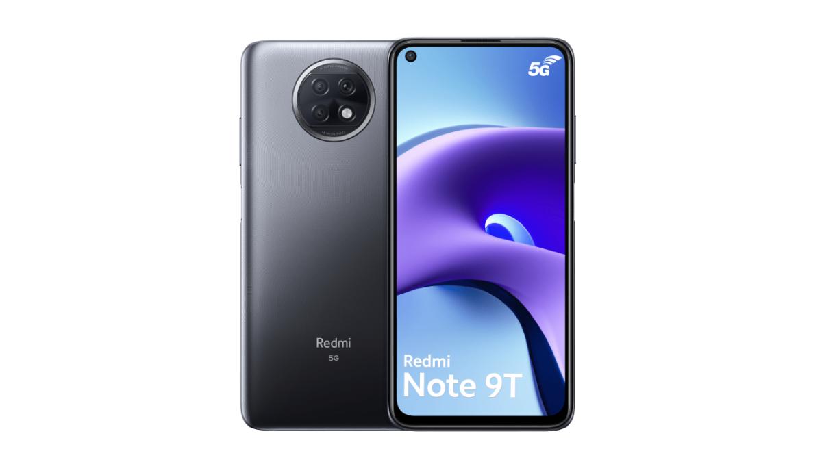 Redmi Note 9T: le tout nouveau smartphone 5G accessible est déjà 50euros moins chers