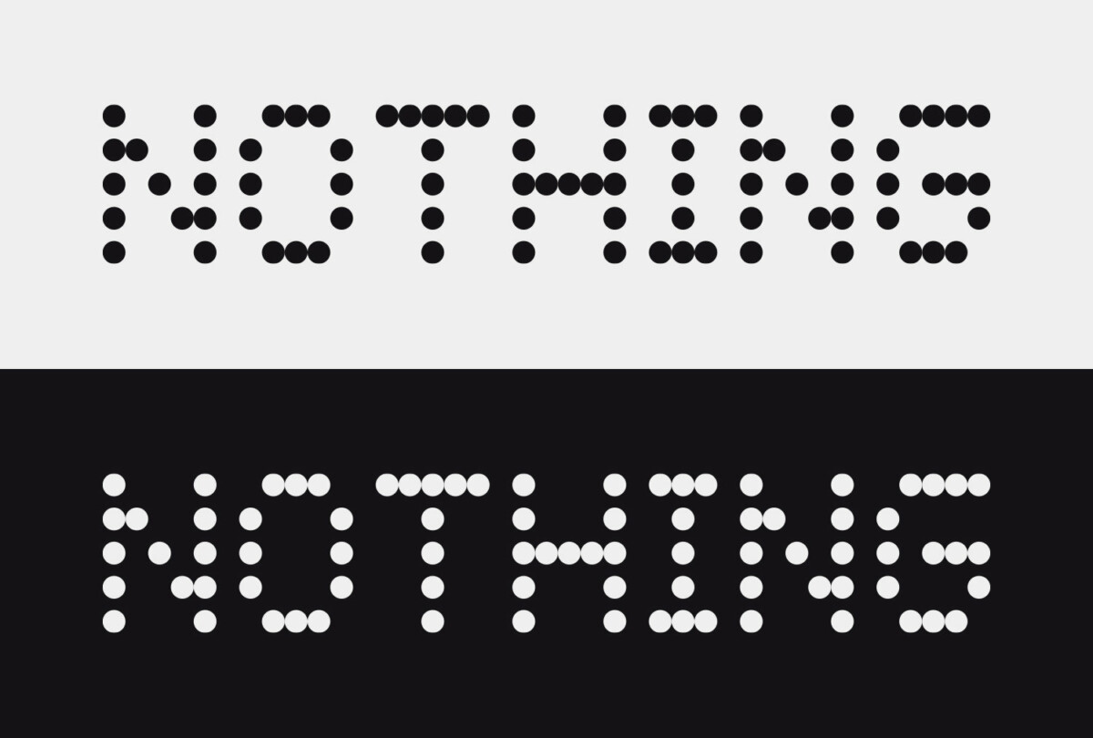 Logo de la marque Nothing