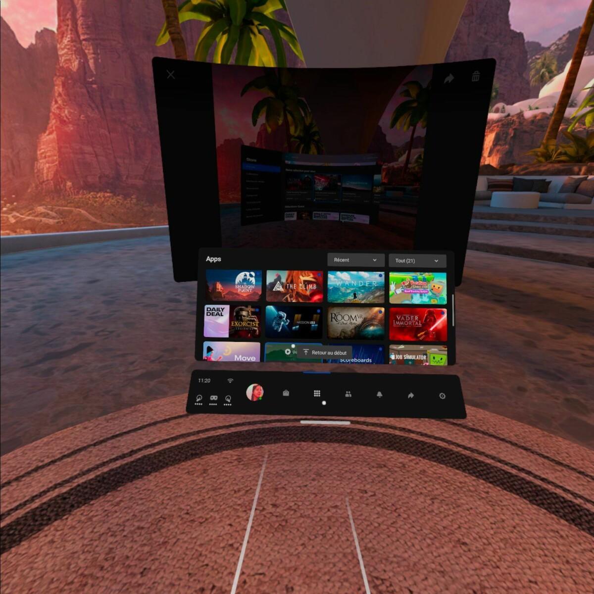 Oculus Quest2: le multicompte et le partage d'app arrivent en attendant le 120Hz