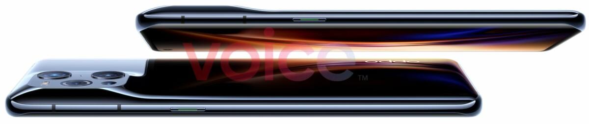 Oppo Find X3 Pro : son design révèle un bloc photo… original