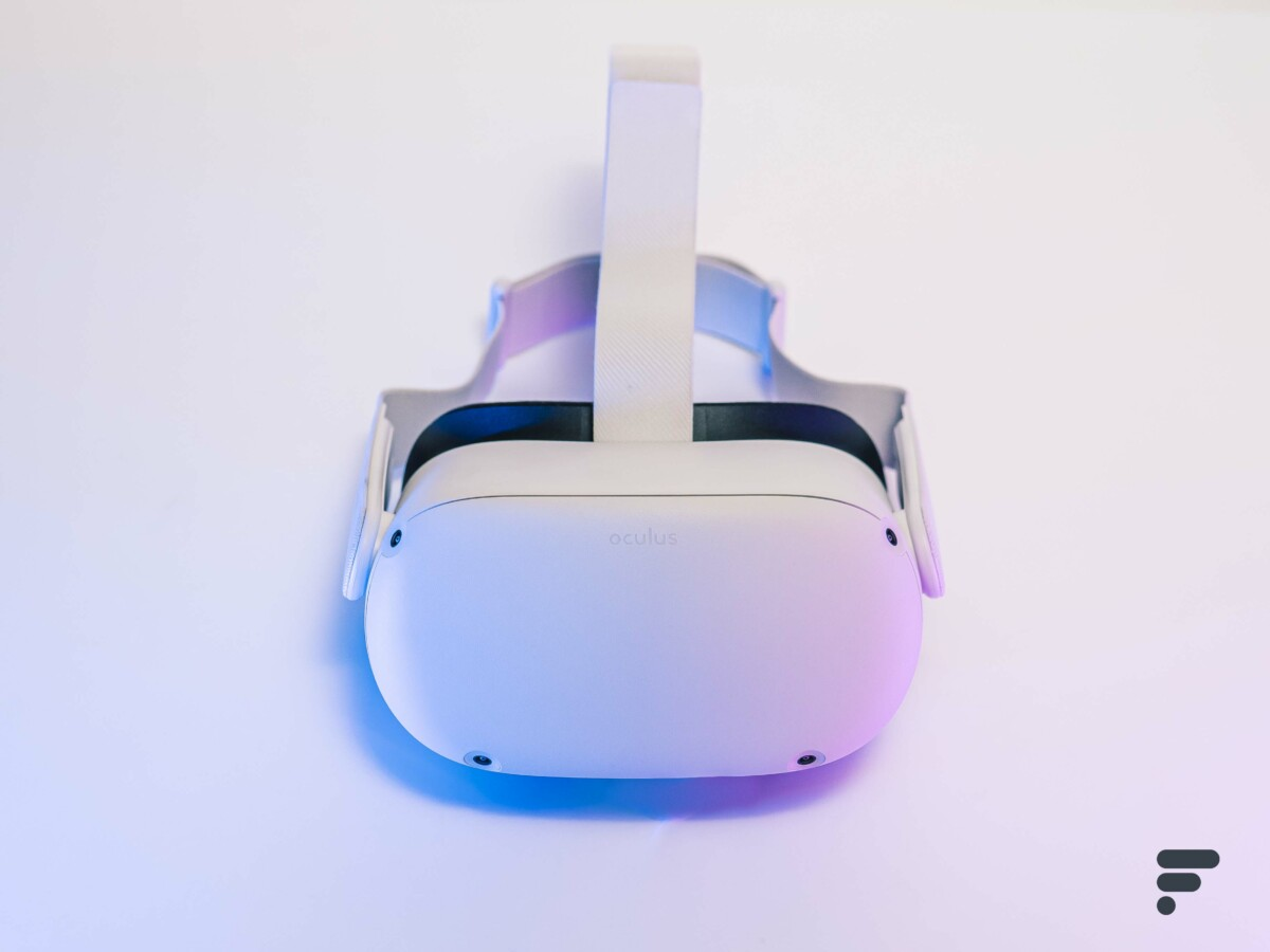 Le casque Oculus Quest2