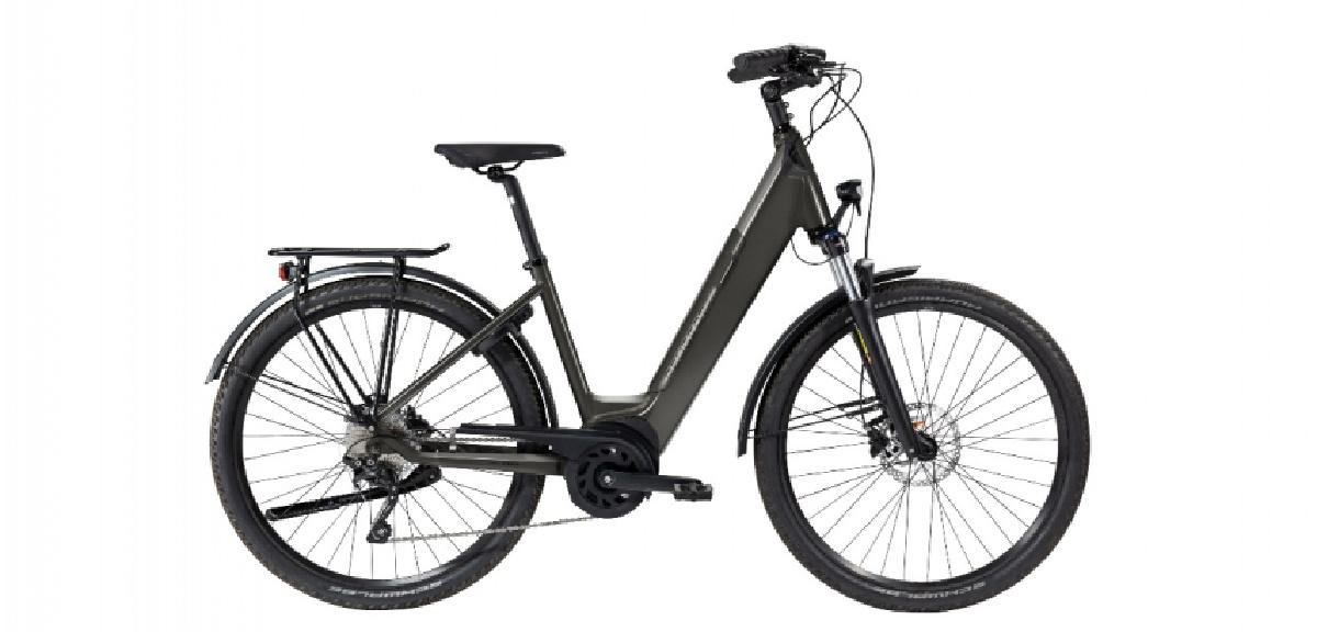 Peugeot vélo électrique eC01 Crossover