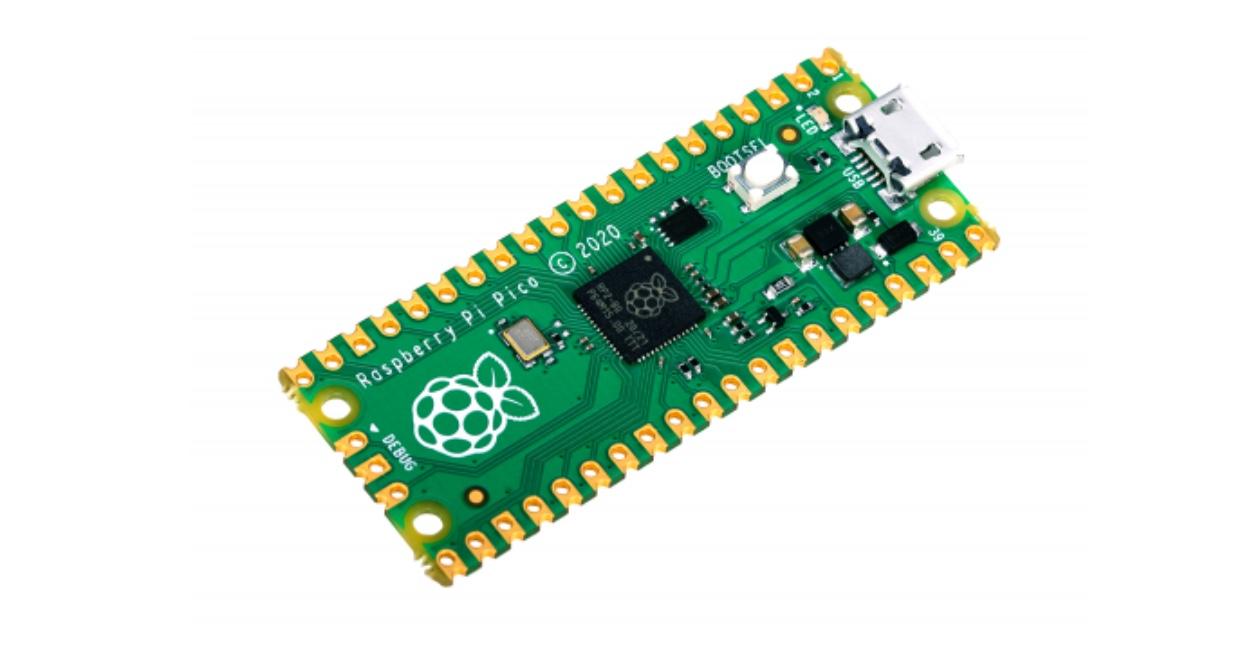 Voici le Raspberry Pi Pico, un microcontrôleur qui pourrait intéresser pas mal de monde
